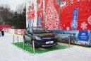 Lifan Motors на этапе мирового турнира по керлингу CCT Moscow Classic